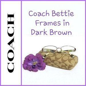 👓 💯 Authentic Coach Bettie Frames HC5004